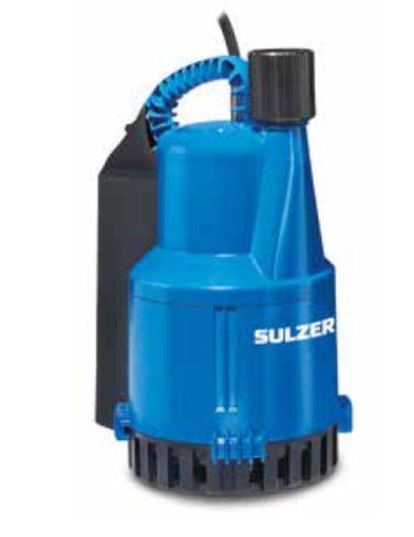 ABS Schmutzwasserpumpe Robusta 200 W-TS m.10m Kabel m.integriert.Niveauschaltung 01135066