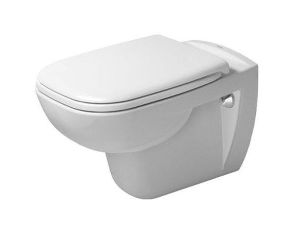 Duravit Tiefspül-WC D-Code wandh. 355x545mm weiß 2535090000