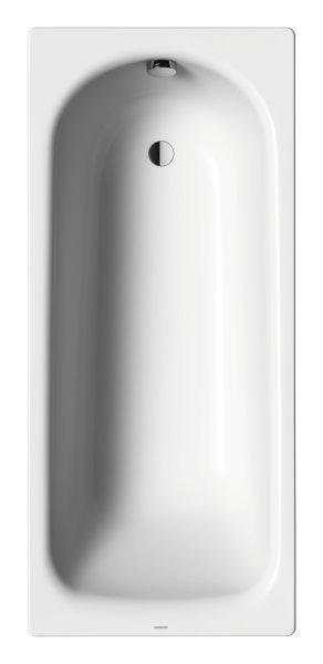 Kaldewei Badewanne Stahl Saniform Plus 373-1 170x75cm weiss 112600010001