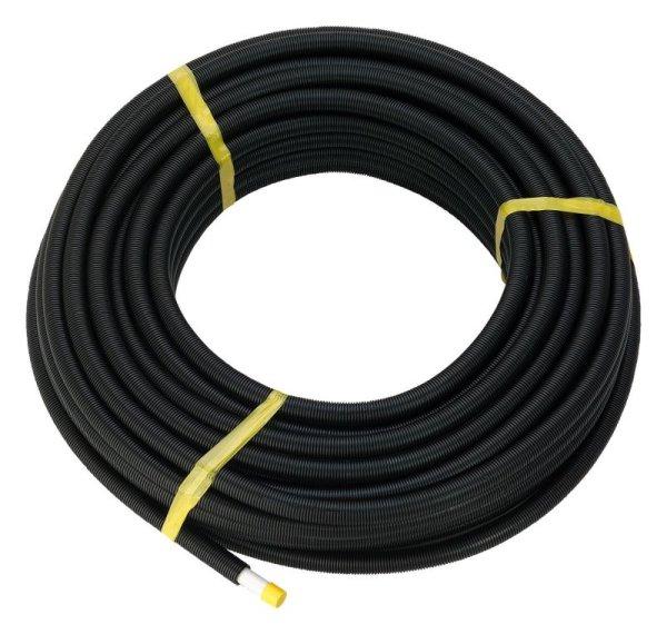 Viega Rohr Sanfix FOSTA 2101 16mm Kunststoff mit Schutzrohr schwarz 428914