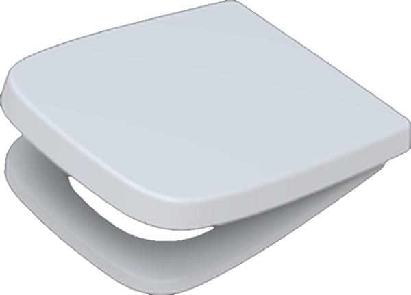 Pagette WC Sitz AVONER P mit Deckel und Absenkautomatik weiß 795660202