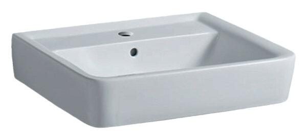 Geberit Waschtisch Renova Plan 550x440mm weiß 222255
