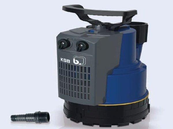 KSB Tauchpumpe AmaDrainer 301 1x230 V/50 Hz 48267549