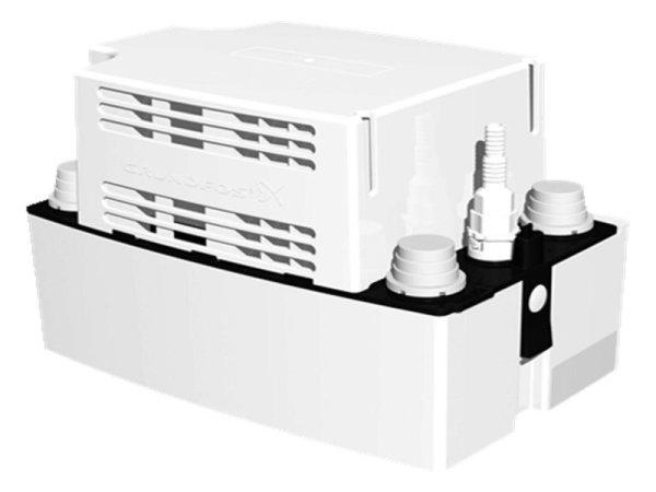 GRUNDFOS Kondensathebeanlage CONLIFT1 230V 0,075kW 2m Kabel 97936156