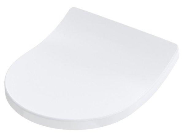 TOTO WC-Sitz RP compact TC613G, weiß abnehmbar mit Edelstahlscharnieren und Absenkautomatik