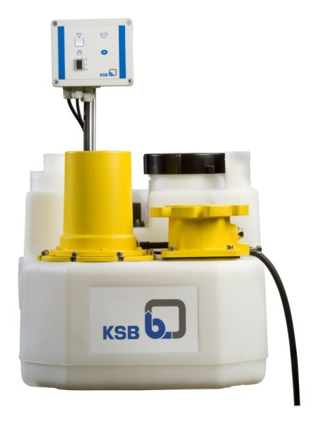 KSB Hebeanlage mini-Compacta U1.100 E mit Rückflußsperre 29131505
