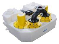 KSB Hebeanlage mini-Compacta UZ1.150 D mit...