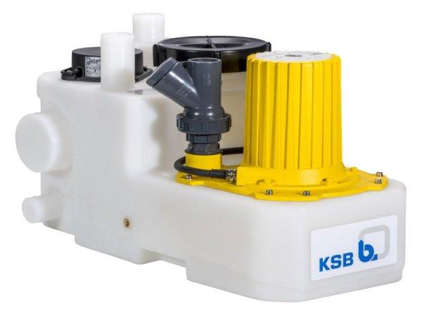 KSB Hebeanlage mini-Compacta US1.40 E m. Schneideinr., mit Rückflußsperre 29134801