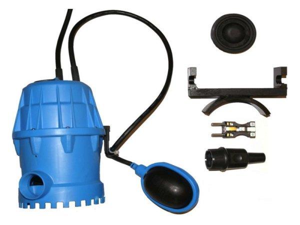 ABS Austauschset Pumpe ABS Robusta 202 B/WKS f.Nirolift alte Ausführung bis Bj.1992 61705755