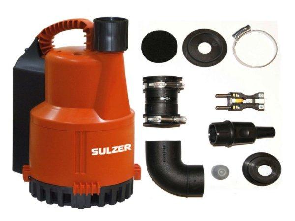 ABS Austauschset Pumpe ABS Robusta 202C W/TS f.Sanimax R 202/C neue Ausführung 61705760