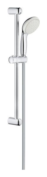 Grohe Brausestangenset TEMPESTA 100 2 Strahlarten Brausestange 600mm chrom 27598001